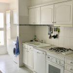 Küche Kochzeile + Waschmaschine